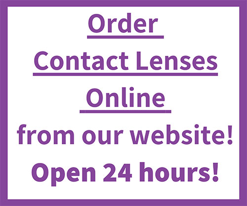 order contact lenses online from our website open 24 hours