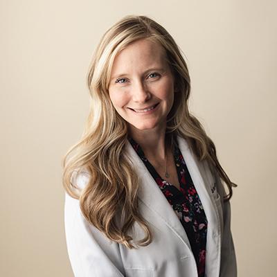 Dr. Claire Sanders